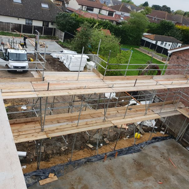 Commercial Scaffolding Essex