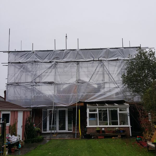 Technical Loft Scaffolding Essex