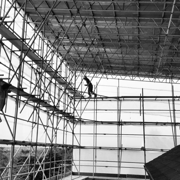 Industrial Scaffolding Essex